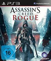 SONY PS3 Assassin's Creed: Rogue gebraucht deutsch Essentials Playstation 3 OVP