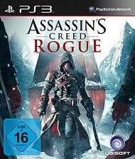 Assassin's Creed: Rogue (Sony PlayStation 3, 2014, DVD-Box) PS3