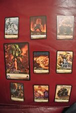 WoW World of Warcraft - 18 cartes Promos TOKEN 1 à TOKEN 18 - Année 2006 à 2008
