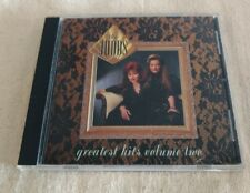 Greatest Hits, Vol. 2 by The Judds (CD, Nov-1996, Curb) 61018-2