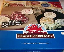 League of Pirates Game Front Porch Classics 8+ Boys Girls 2006 Discovery Ed