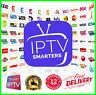 IP*TV smart pro 12 mois (M3U✔️SMART TV✔️ANDROID✔️MAG)