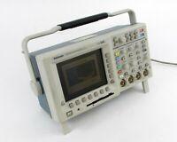 Tektronix TDS 3014 Four Channel Color Digital Phosphor Oscilloscope w/ Modules