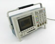 Tektronix TDS 3014 Four Channel Color Digital Phosphor Oscilloscope w/ Modules