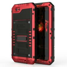 Shockproof Waterproof Aluminum Metal Case Rugged Cover for iPhone 6 6S 7 7S Plus