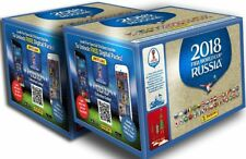 Panini Russia World Cup FIFA 2018 Stickers 100 Packs