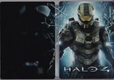 Xbox 360 Halo and Resident Evil Operation Racoon City Steelbooks Wholesale Lot