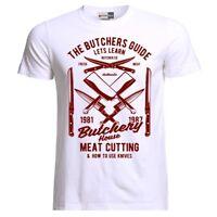 Vintage Butchery House Metzgerei Metzger T-Shirt