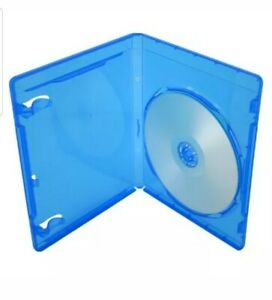 1PC Empty Single Disc Replacement Blu-ray Cases NEW