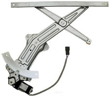 Power Window Motor and Regulator Assembly Front Left fits 94-04 Ford Mustang
