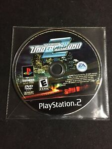 PS2 PlayStation 2 Need For Speed: Underground 2 TESTED
