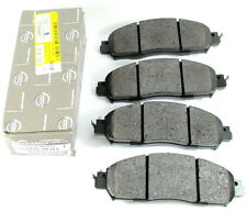 Nissan Navara NP300 D23 2016 onwards Front Brake Pad Set New Genuine D1MFM4KJ1J