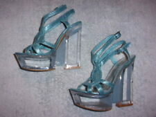 Bumper SHOES WOMEN'S SIZE 8 1/2 (6 INCH HEEL)