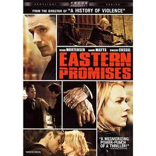 Eastern Promises DVD Movie Aus Express