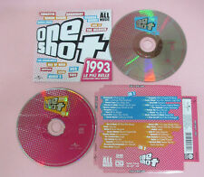 CD Compilation One Shot 1993 FARGETTA DURAN INCOGNITO no lp vhs mc dvd (C41)