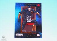 2013 Fleer Marvel Retro Cyclops Autograph Card #2 Giuseppe Camuncoli 1992 Impel