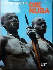 Leni Riefenstahl Die Nuba 1995 mit handschriftlicher Widmung von Riefenstahl