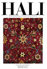 Hali Magazine: # 97 Mar 1998: Indian Carpets Mughal Kremlin Iconostasis Mamluk B