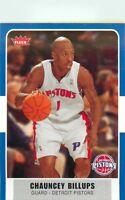 2007-08 FLEER NBA BASKETBALL CARD PICK SINGLE CARD YOUR CHOICE