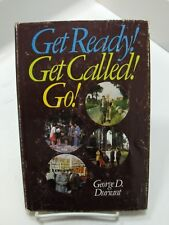 GET READY! GET CALLED! GO! Collectible Rare Book by George D. Durant LDS Mormon