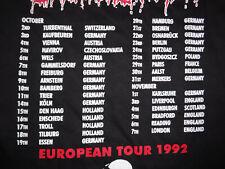 Death Metal Shirt XL Size Obituary Morbid Angel Xysma