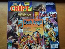 Avengers Paperback Very Good Grade Comic Books