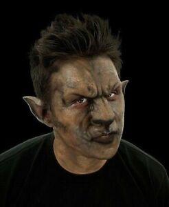 Woochie Werewolf Wolf Nose Forehead Halloween Beast Latex Prosthetic Appliance
