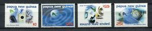 s8556) PAPUA & NEW GUINEA MNH** Nuovi** 1999, New millennium 4v