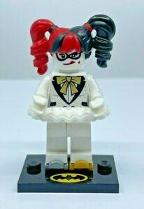 """LEGO Batman Movie 2 (71020) """"Disco Harley Quinn"""" Minifigure New"""