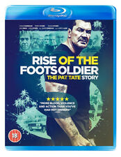 Rise of The Footsoldier 3 Blu-ray DVD Region 2