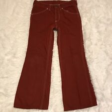 Vintage Toughskins Sears Roebuck Jean 30x25 Red