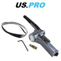 US PRO 10mm Air Belt Sander 8317