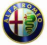 ALFA ROMEO 145 - 146 FREGIO STEMMA MASCHERINA ANTERIORE FRONT BADGE EMBLEM