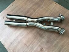 05-13 CHEVY CORVETTE C6 LS2/LS3 V8 STAINLESS STEEL CATBACK EXHAUST X-PIPE