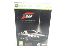 Forza Motorsport 3 Limited Collector's Edition Xbox 360 PAL