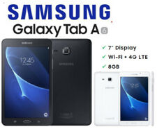 Samsung Galaxy Tab A 7.0 (2016) SM-T285 8GB 4G/Wi-Fi LTE Android Tablet/Phone