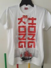 Brand New with Tags Discover Hong Hong t-shirt with 3D art work size Medium