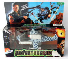 RARE VINTAGE ADVENTURE KING HELICOPTER PLAYSET BATTERY OP G I JOE KO NEW MIB !