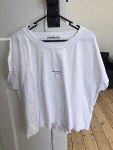 acne studios tshirt Size Small