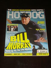HOTDOG magazine 2005, Bill Murray, Robert DeNiro, Sean Connery, Mad Max RARE