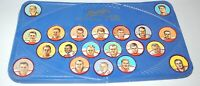 RARE 1963 Nalley's Canadian Football Shield Ottawa Rough Riders Coin Pin Salada