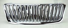 Ford Expedition 03-06 Vertical Chrome Front Hood Bumper Grill