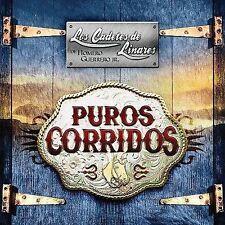 Los Cadetes de Linares  Puros Corridos CD New Nuevo Sealed