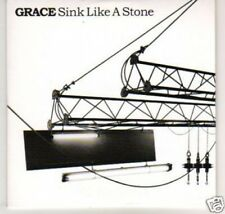 (A952) Grace, Sink Like A Stone - DJ CD