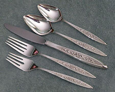 ESPERANTO - Vintage 1847 Rogers Flatware / Silverware Set -  52 pieces - NICE!