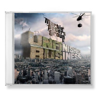 MARTIE PETERS GROUP  - UNFINISHED BUSINESS - CD NEW  MELODIC ROCK RECORDS