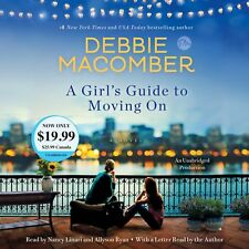 Debbie Macomber A GIRL'S GUIDE TO MOVING ON Unabridged CD *NEW* FAST Ship !