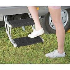 Fiamma Clean Step Cover Black Door Step Motorhome Caravan Camper Van 04593-01a