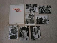 Original Presseheft + 7 Pressefotos    Daddy Cool    Gerard Dapardieu