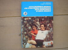 CRUYFF BECKENBAUER ON COVER 1979 OFFICIAL FRANCE FOOTBALL FEDERATION BOOK